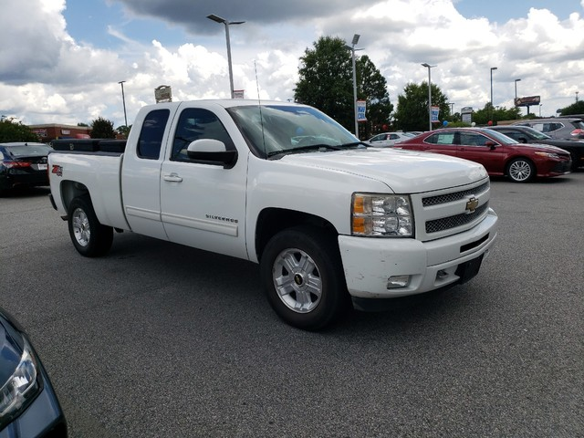 Pre Owned 2010 Chevrolet Silverado 1500 Lt Four Wheel Drive Pickup Truck In Stock